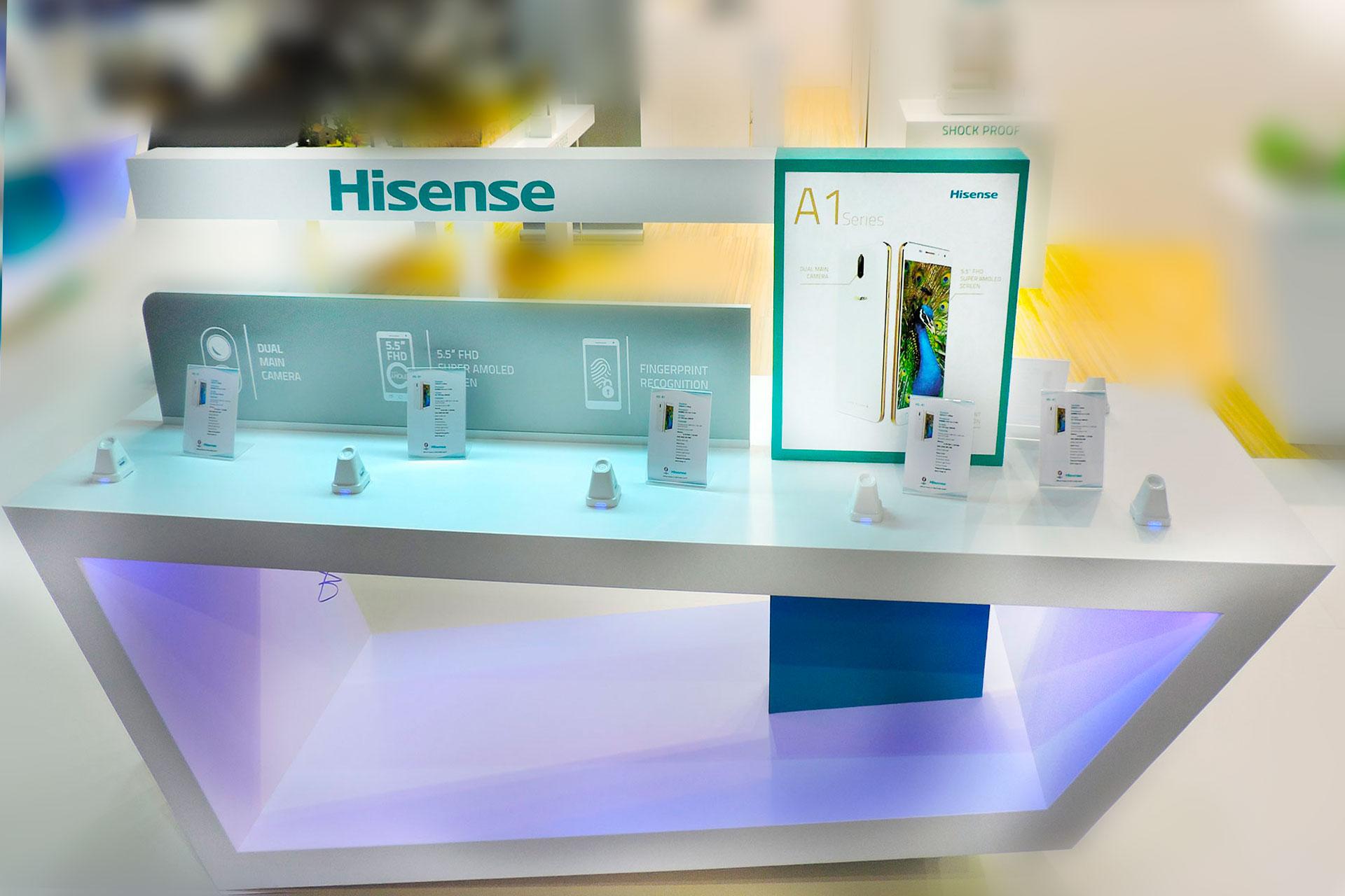 HISENSE – MWC
